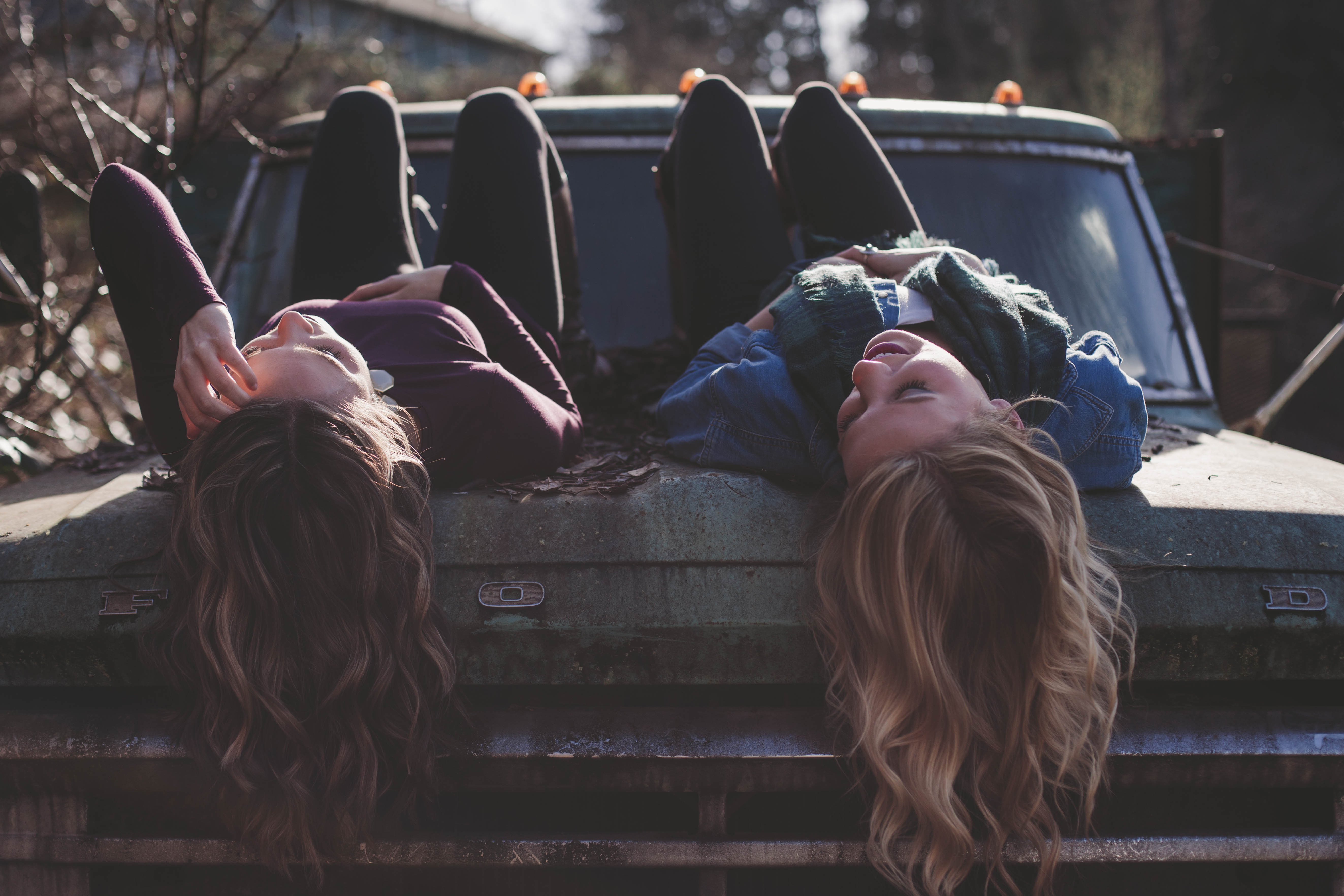 The Health Benefits of Female Friendships